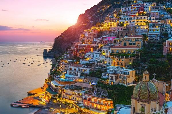 Pompei & Amalfi Coast Day Trip