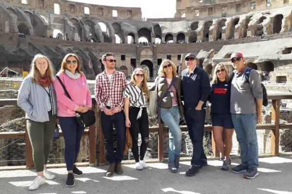Ancient Rome Tour (Colosseum, Roman Forum, Palatine Hill)