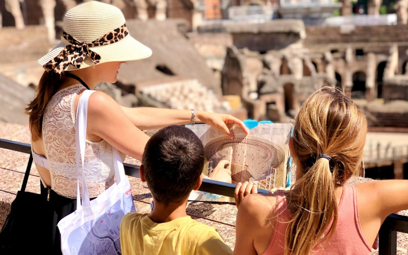 SOLO I MIGLIORI TOUR DI ROMA PER I NOSTRI OSPITI