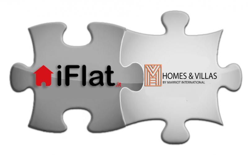 PARTNERSHIP: IFLAT E HOMES&VILLAS BY MARRIOTT INTERNATIONAL